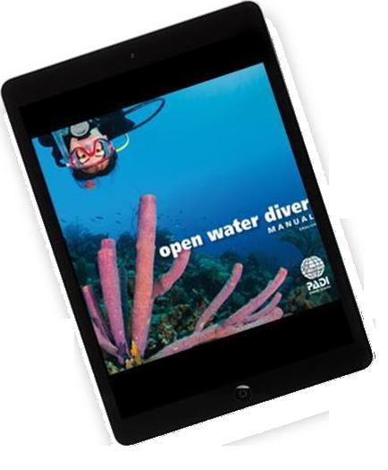 padi open water manual pdf